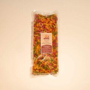 Πολύχρωμα Ζυμαρικά λαχανάκι | Ο Βλάχος